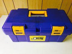 ツールボックス 工具付セット ツールセット 工具箱 DIY