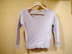 今季新品◆アプワイザーリッシェ アンゴラ混 ニット セーター 2