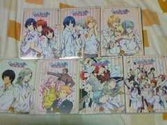 DVD うたの☆プリンスさまっ マジLOVE2000% 全7巻 初回限定版