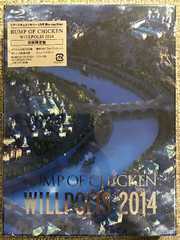 BUMP OF CHiCKEN WILLPOLIS 2014 ブルーレイ 初回限定盤 新品