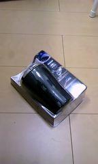 ユースフルアッシュブラック灰皿LED新品即決1640円
