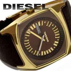 美品 1スタ★ディーゼル【DIESEL】美しいユニセックス 腕時計