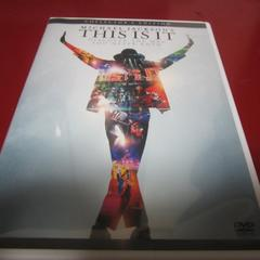 【DVD】 マイケルジャクソン THIS IS IT