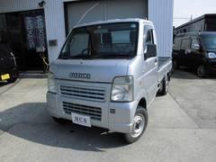 DA63Tキャリイトラック MT20年 4WD 軽トラック A/C 貨物作業車