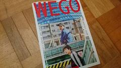 WEGO  2017  春の冊子☆