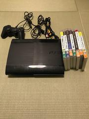 PS3本体 250GB 中古品 プレステ3 動作確認済 ソフト7本付き