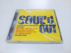 CD■SOUL'D OUT ULTIMATE R&B COLLECTION■中古 帯付き