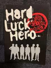 【V6】Hard Luck Hero/DVD付属/ミニパンプレット(風)