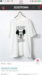 Freak's storeミッキーTシャツ