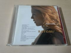 SATOMi CD「Diamondlily」初回限定盤DVD付★