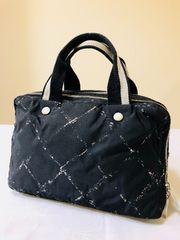 1円 ◆正規品◆ 超美品 ◆ CHANEL トラベルライン バッグ