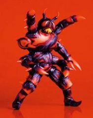 仮面ライダーアマゾンからクモ獣人!メディコムトイ