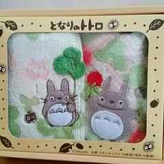 トトロハンドタオルセット☆
