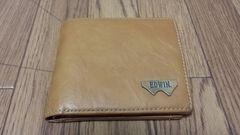 超激安 正規品 最新 美品 EDWIN  オリジナル  2つ折り財布