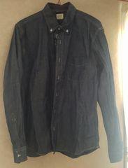 ライトオン、メンズ長袖シャツ、Lサイズ、中古