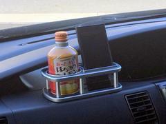 汎用ラグジュアリードリンクホルダー ドリンクテーブル 車内