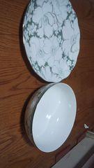 ナルミ 大皿27Cm    大鉢セット