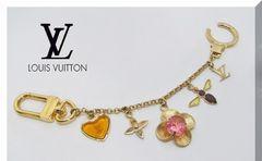 ルイヴィトン☆ビジューサック・シェンヌビーフルール チャーム
