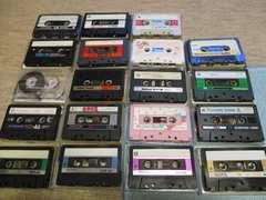 ★(中古)レアなカセットテープをまとめてどうぞ!★