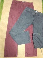 FLYPAPER USジーンズ 2枚セット