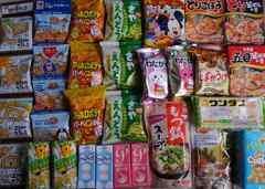 【大好評!第61弾】お菓子・ジュース・食品の増える福袋1円スタート
