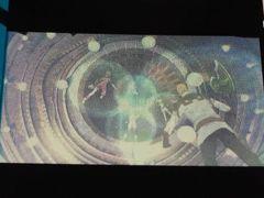 劇場版 ソードアート・オンライン セガ ポストカード 入場特典 フィルム キリトアスナシノンユナ