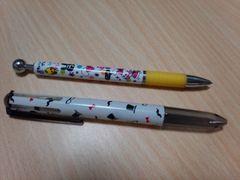 4色ボールペンケース&シャーペンのセット(*^o^*)