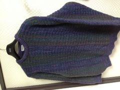 CQRSINI イタリア製ウールセーター