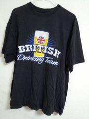 ブリティッシュ ビア Tシャツ