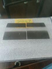 東京デコトラカンパニー製プロフィアサイドガラス