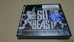 ☆BEAST★SO BEAST初回A☆CD+DVD+写真集♪