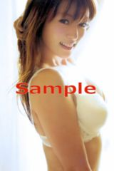 【送料無料】 深田恭子  写真5枚セット <ハガキサイズ> 16