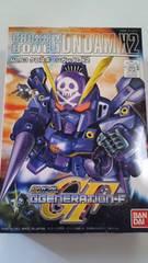 ガンダムBB戦士GF!クロスボーンガンダムX2!未組立
