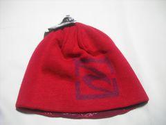 mb741 男 RIP CURLリップカール リバーシブル ニット帽 赤
