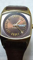 腕時計ディーゼル/DIESEL 革製バンドNo2