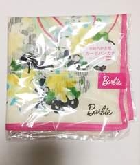 Barbie☆バービー☆ハンカチ☆大判☆新品