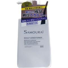 サムライ薬用スカルプコンディショナーナチュラルクリーンの香り