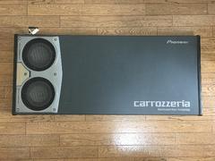 carrozzeria パワードサブウーファー ts-wx1600a カロッツェリア