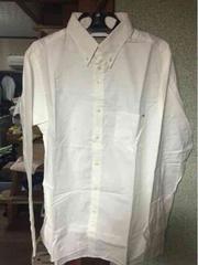anachronormアナクロノーム オックフォードシャツ ホワイト