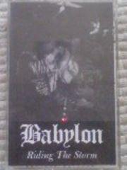 Babylon◆Riding The Storm  デモテープ