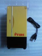 節電 エコ キリン ファイア FIRE ひとつ進歩 キャンペーン USB 保冷温庫 イエロー