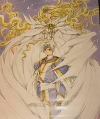 魔法騎士レイアース ポスター A1サイズ