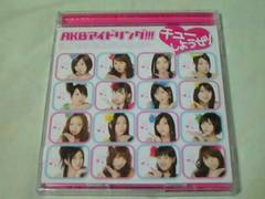CD+DVD AKBアイドリング!!! 初回限定盤 AKB48 アイドリング!!!