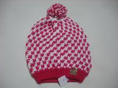 wb419 女 RIP CURL リップカール ボンボン付き ニット帽
