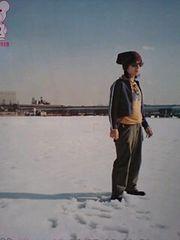 X JAPAN hide ポスター 1998年頃 ヒデ