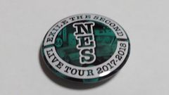 EXILE THE SECOND TOUR ROUTE6・6 缶バッジ NES EXILE NESMITH
