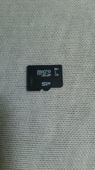 microSDカード 2GB 新品