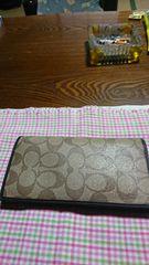 COACH メンズ 財布