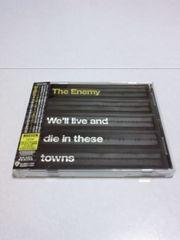<送無>The Enemyジ・エナミー★国内盤+2=13曲+PV3曲(美)UKロック