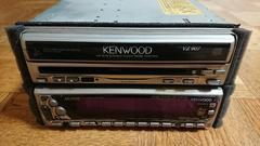 KENWOOD DVDナビ
